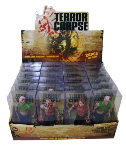 Terror Corpse Zombies in individual Boxes (24 per outer cdu box)